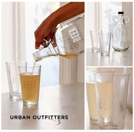 Urban Outfitters☆To-Go Growler + Pint Glass Set☆税送込