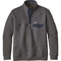 ★Patagonia Cotton Quilt Snap-T Pullover  関税込★
