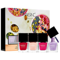 【Nails Inc】 Acai Bowl Nail Polish Collection