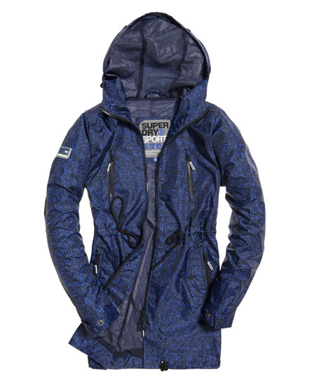 送料無料-Superdry- Rookie Down Parka Jacket-日本未入荷