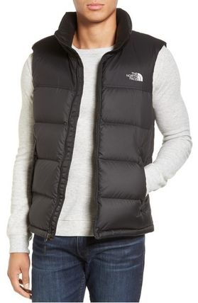 【関税送料込】 Nuptse Water Repellent Down Ves THE NORTH FACE