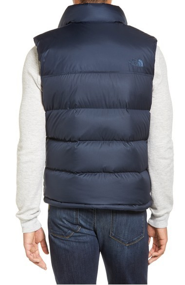 【関税送料込】Nuptse Water Repellent Down Ves THE NORTH FACE