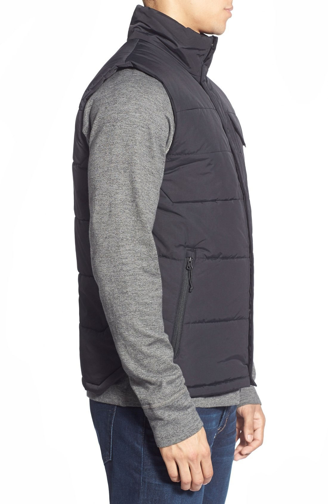 【関税送料込】Patrick's Point' Quilted Vest THE NORTH FACE