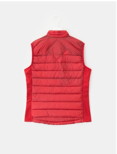 (カナダグース) Hybridge Lite Vest Red QS7938SWH6