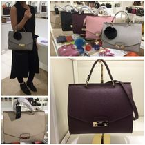 【FURLA】JULIA Medium Satchel ☆ 2WAY エレガント