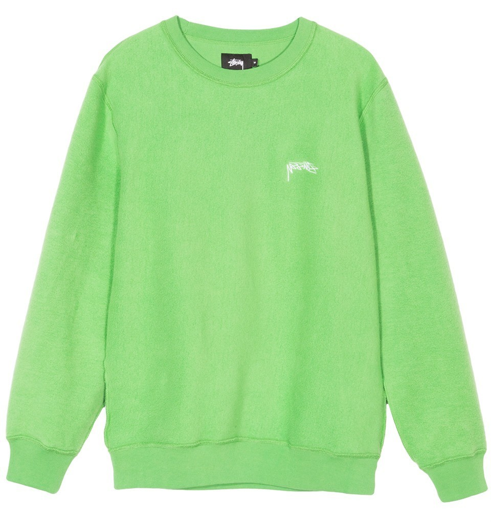 【STUSSY】☆17FW最新作☆INSIDE OUT CREW