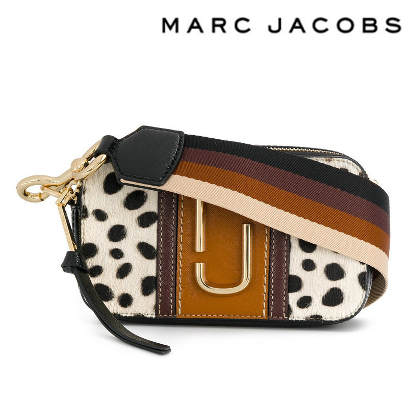 25ans12月号掲載★Marc Jacobs★カーフヘアーショルダーバッグ