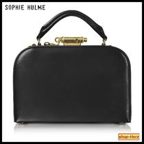 ★SOPHIE HULME★ Black Whistle Case ハンドバッグ 関税込