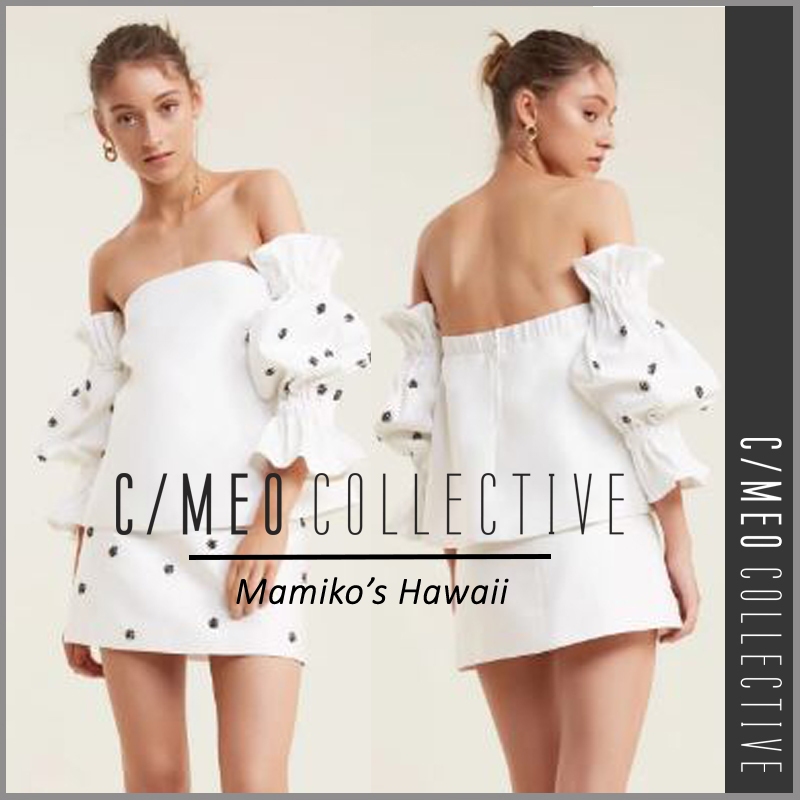 【国内発送・関税込】CAMEO COLLECTIVE ASSEMBLE TOP