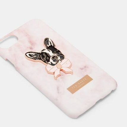 TED BAKER iPhone 6 / 6s / 7ケースとステッカーギフトセット