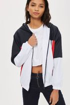 《おしゃれスポーティ♪》☆TOPSHOP☆Colour Block Windbreaker