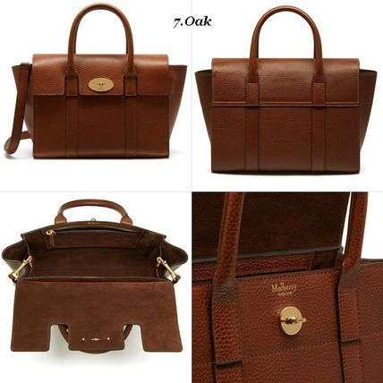 Mulberry トートバッグ Mulberry☆Small Bayswater Grain Leather カラー豊富!(8)