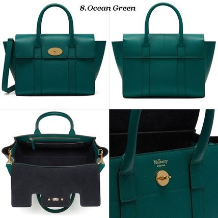 Mulberry トートバッグ Mulberry☆Small Bayswater Grain Leather カラー豊富!(9)
