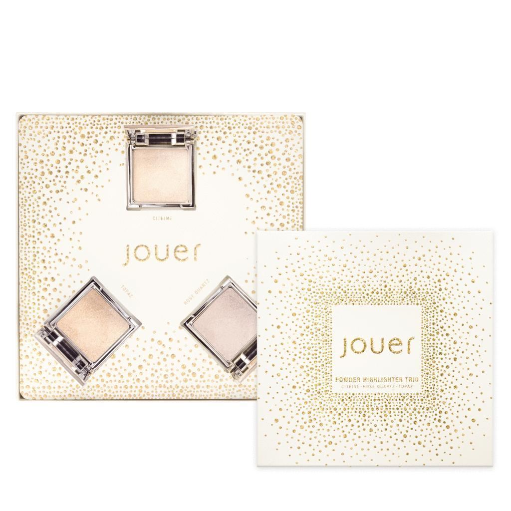 Travel Sized Powder Highlighter Gift Set 1 ジュエハイライタ