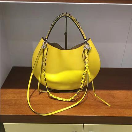 LOEWE VIP セール★ロエベ Fortune HOBO Yellow