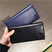 LOEWE VIP セール★ロエベ Billetero Continental Black