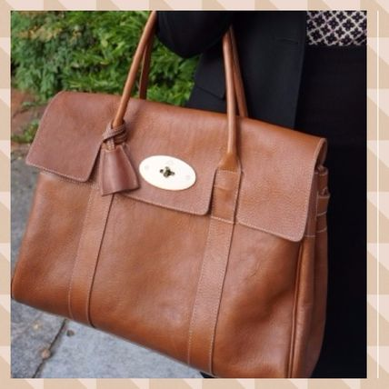 Mulberry トートバッグ 【Mulberry】国内発送∞定番人気∞BAYSWATER トートバッグ
