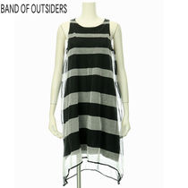 Band of Outsiders(バンドオブアウトサイダーズ) ワンピース BAND OF OUTSIDERS レディス ノースリーブワンピース 765401