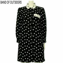 Band of Outsiders(バンドオブアウトサイダーズ) ワンピース BAND OF OUTSIDERS レディス ブラウスワンピース 832171