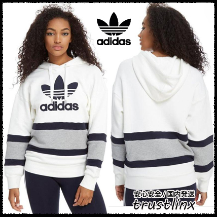 海外限定☆ adidas Originals Polar Fleece Hoodie パーカー