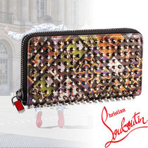 Christian Louboutin Zipped Continental Wallet 3175231 M966
