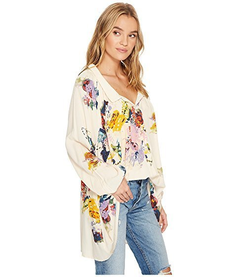 Free People Meadow Lark Button Down 送料・関税込み