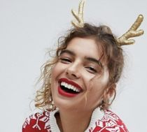 ASOS(エイソス) パーティーグッズ Talking Tables Holidays Party Antlers