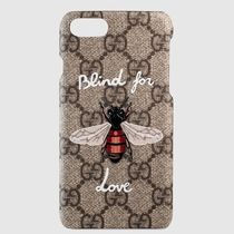 GUCCI iPhone7 BEE blind for Love