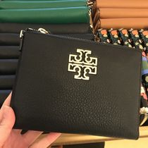 Tory Burch セール!Britten Large Zip Pouch★リストレット