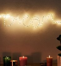 Make Your Own Fairy Light Sign Kit