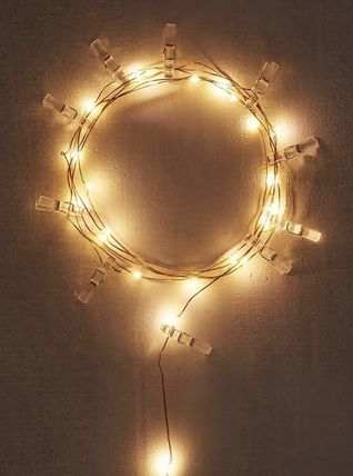 Urban Outfitters 照明 Photo Clip Firefly String Lights(2)