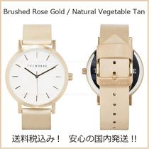送料税込[The Horse]Polished RoseGold☆Vegetable Tan/国内発送