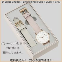 送料税込【The Horse】D-Series Gift Box(Watch+Strap)国内発送