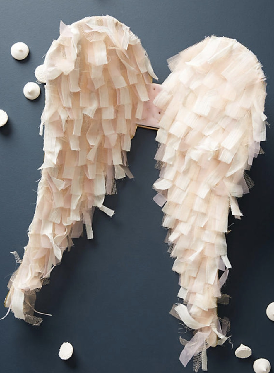 Desaccord Tulle Dress-Up Wings