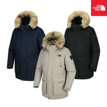 THE NORTH FACE正規品/EMS/送込み M'S MCMURDO LT PARKA 3色