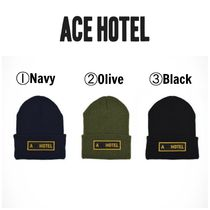 【ACE HOTEL】☆大人気☆限定☆A HOTEL BEANIE