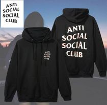 限定 ANTI SOCIAL SOCIAL CLUB Storm Black Hoodie パーカー 黒