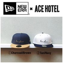 【ACE HOTEL】☆NEW ERA☆限定コラボ☆LONDON CAP