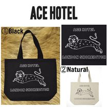 【ACE HOTEL】☆大人気☆限定☆LONDON LION TOTE