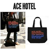 【ACE HOTEL】☆大人気☆限定☆LOS ANGELES WAVE TOTE