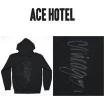 "【ACE HOTEL】☆大人気☆THE STREETS SAY ""CHICAGO!"" HOODIE"
