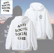 限定 ANTI SOCIAL SOCIAL CLUB Mirage White Hoodie パーカー