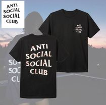 限定 ANTI SOCIAL SOCIAL CLUB  Storm Black Tee Tシャツ