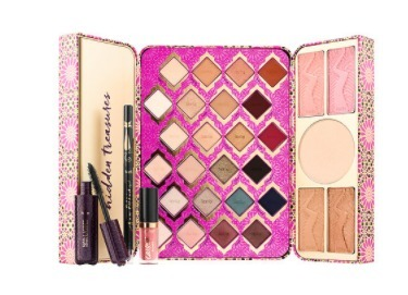 TARTE★ホリデー限定 Treasure Box Collector's Set