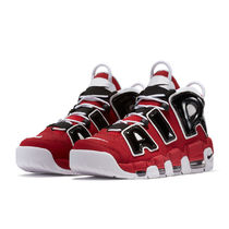 国内配送 NIKE AIR MORE UPTEMPO '96 VARSITY RED