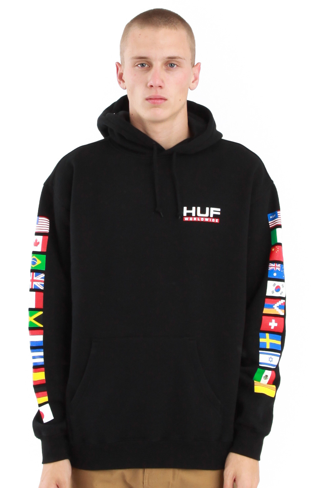関税・送料込み★Stadium United Pullove HUF Hoodies★国内発送