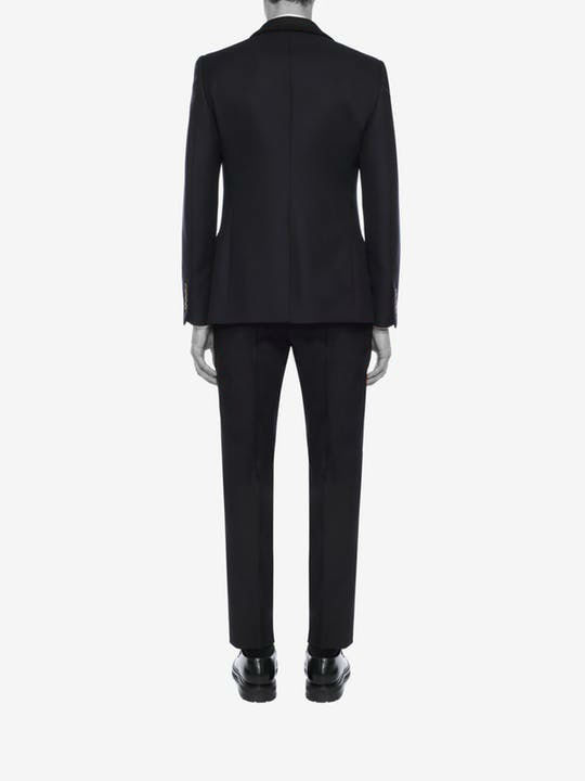 *Alexander McQueen*Tailored Jacket BLACK ジャケット ブラック
