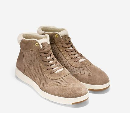 <新色>COLE HAAN  GrandPro High Top Sneaker