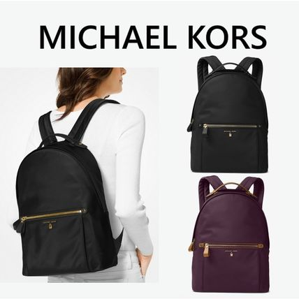 【Michael Kors】Kelsey Nylon Backpack★ナイロンバックパック