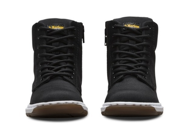 【Dr.Martens】【親子コーデ】 Malky Lace Boot ブラック